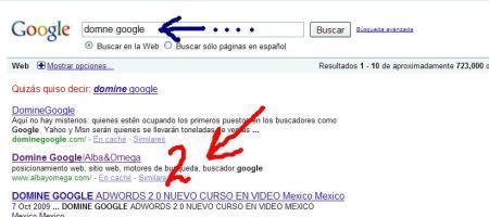 Posicionamiento web, sitio web, páginas internet.